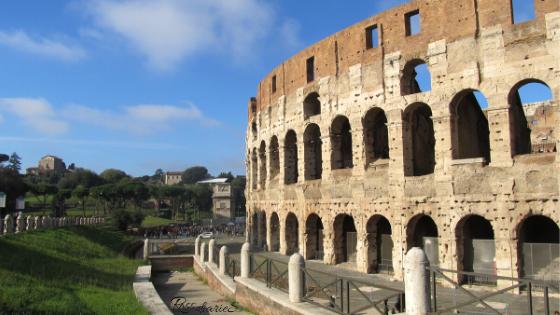 Рим – любов от пръв поглед