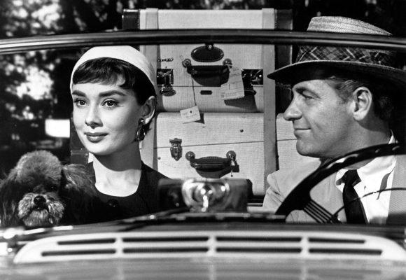 Пътувай от вкъщи: 6 филма с Одри Хепбърн в Париж