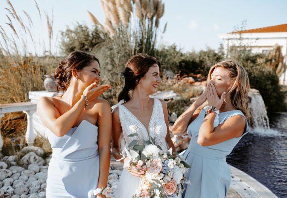 За приятелките, сватбите и още нещо…