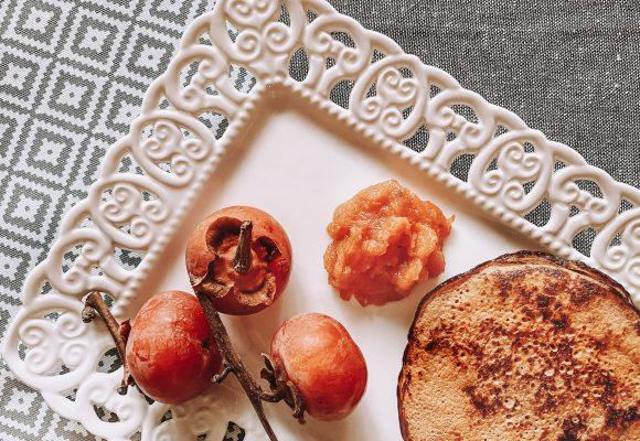 Безглутенови палачинки от сладък картоф