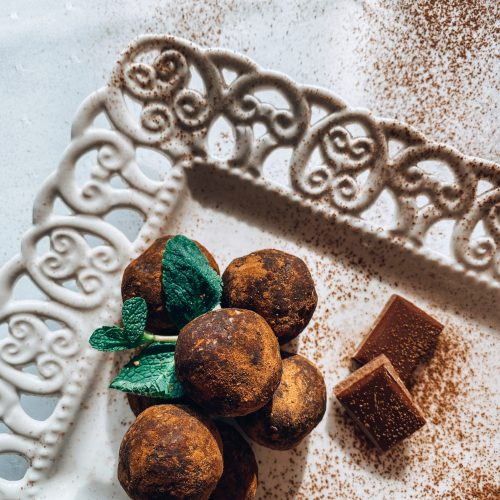 Сурови бонбони с рожков