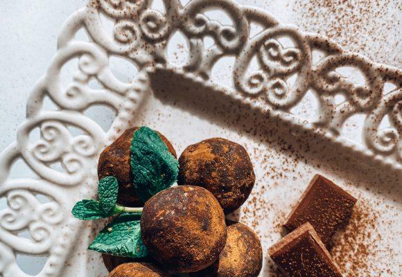 Сурови бонбони с рожков #sweetmoments
