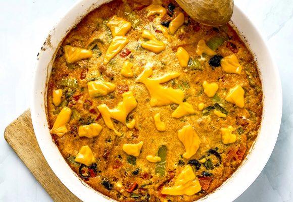 #ТойГотви: Фритата със зеленчуци